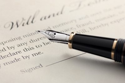 Belfast solicitors specialising in drafting wills